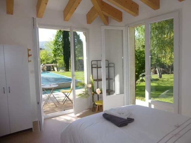 Villa d'Ella à Dieulefit, Provence