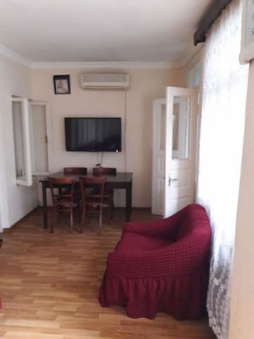 Квартира находится в историческом центре Батуми
