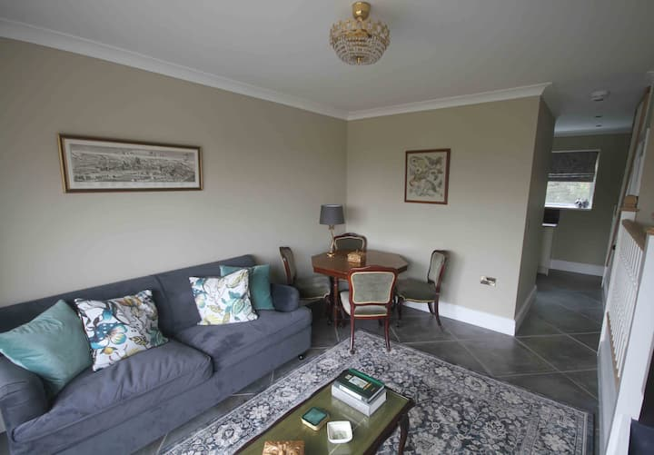 Pen-Y-Wern Lodge, a stylish self contained Annexe
