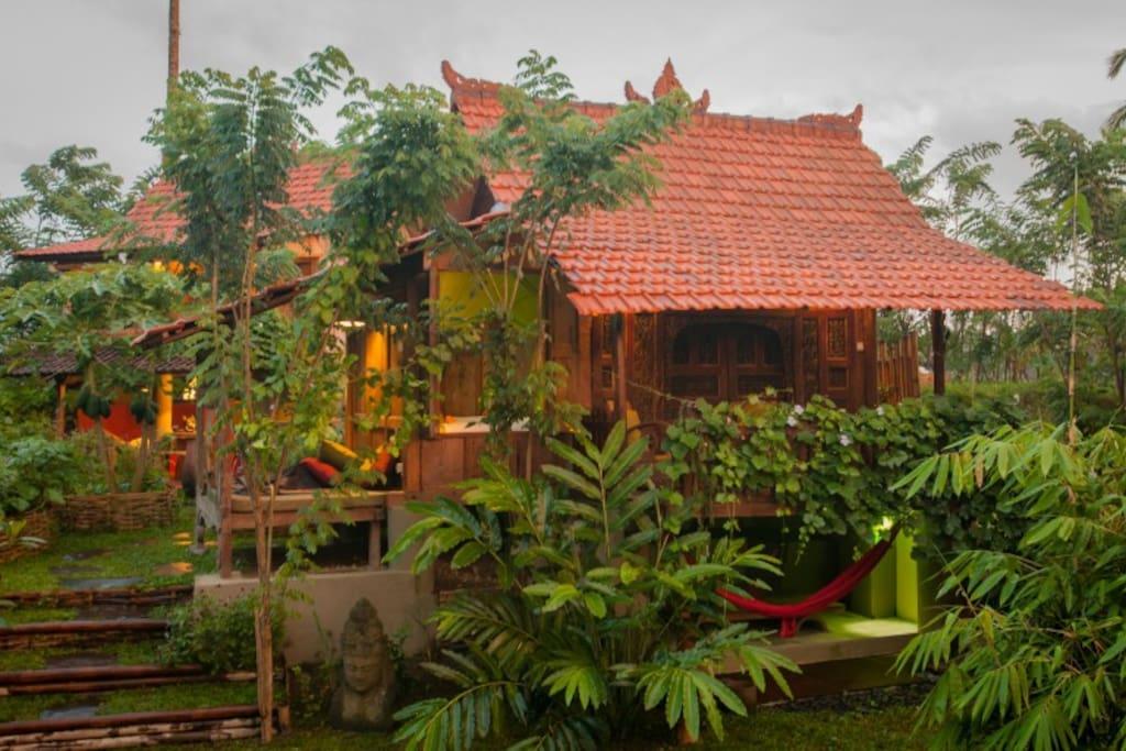 Wishu House