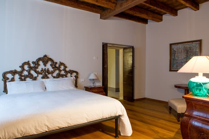 Corte Castello B&B Camera Barocco