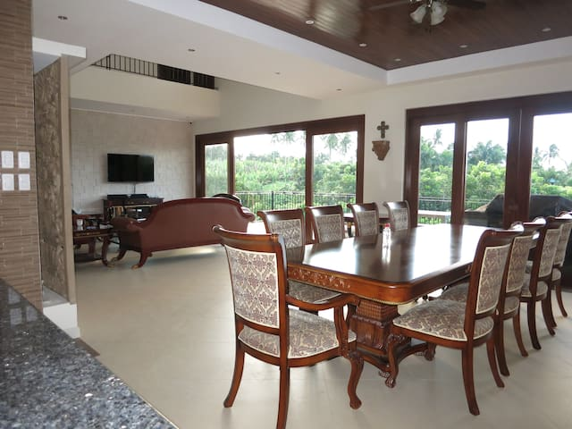 A quiet getaway for family - Silang - Maison