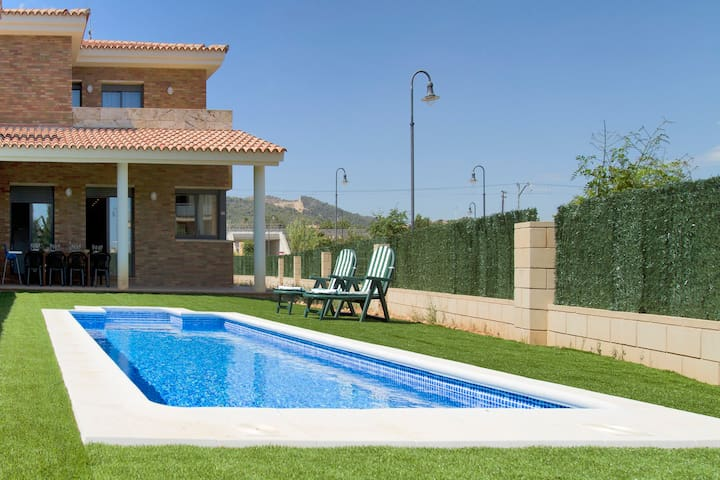 PRIVATE HOUSE SWIMMING POOL&BEACH*1 - Roda de Barà - Dom