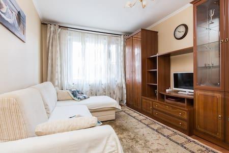 Апартаменты в Лобне двух комнмтные - Lobnya - Daire