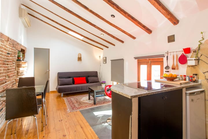 Elegant Penthouse Madrid Center - Madrid - Wohnung