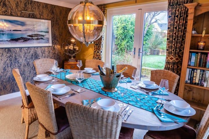 Luxury family home nr Silverstone/Oxford  Sleeps 6