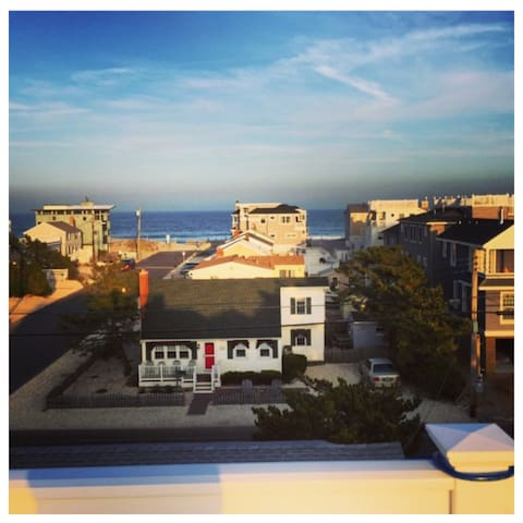 Beautiful LBI Home steps away from the beach