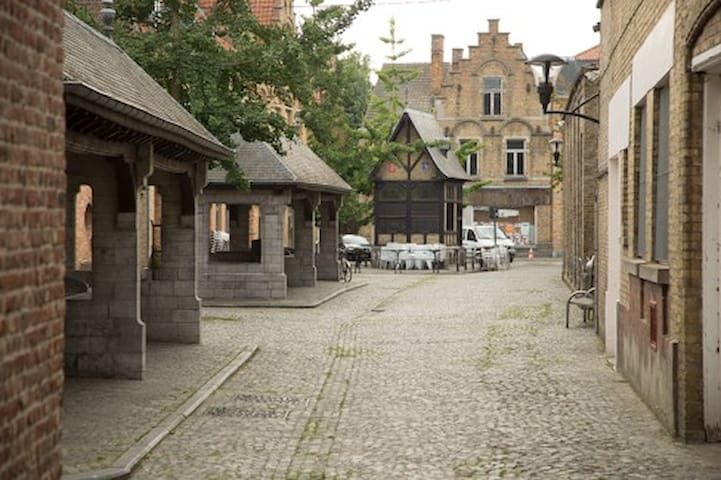Apartment in the centre of Ypres - Ieper - อพาร์ทเมนท์