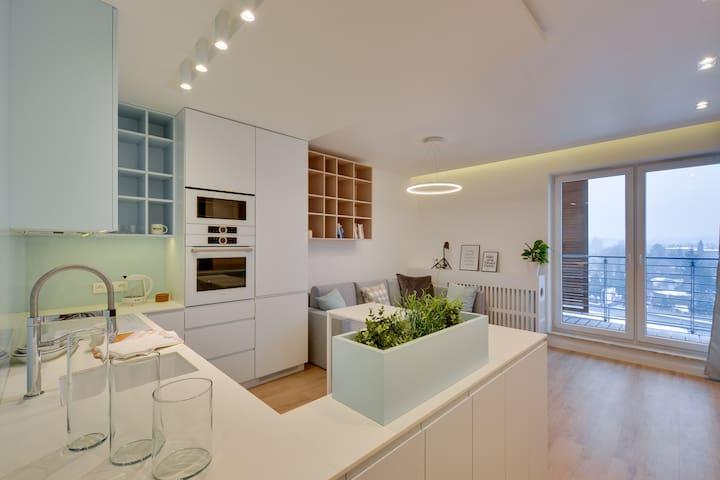 Basil - Katowice - Lägenhet