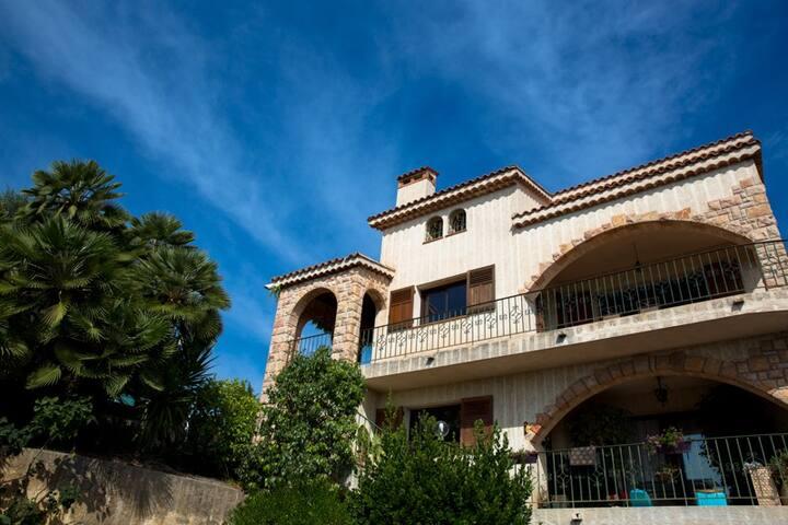 Superbe  Appartement dans villa - Nicea - Apartament