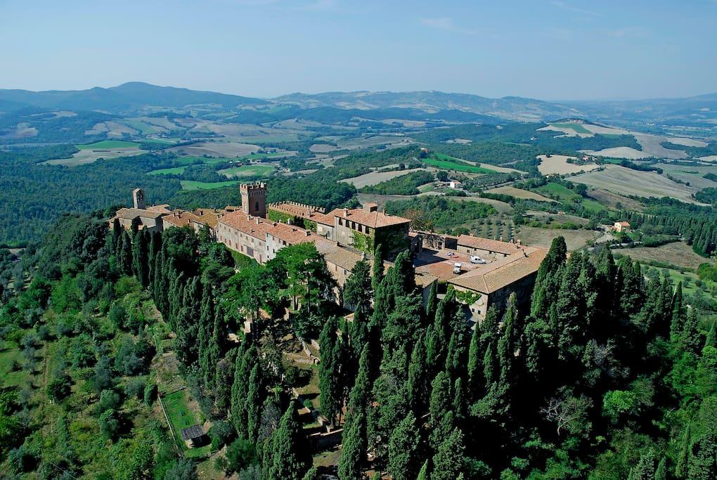 Castello Ginori in Borgo Querceto