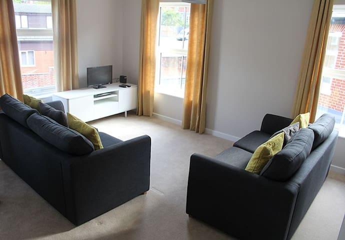 Apt 15 - Ipswich - Lägenhet