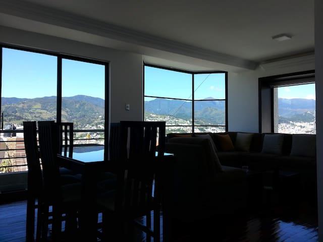 Safe, elegant, comfy, bright, nice-view apartment