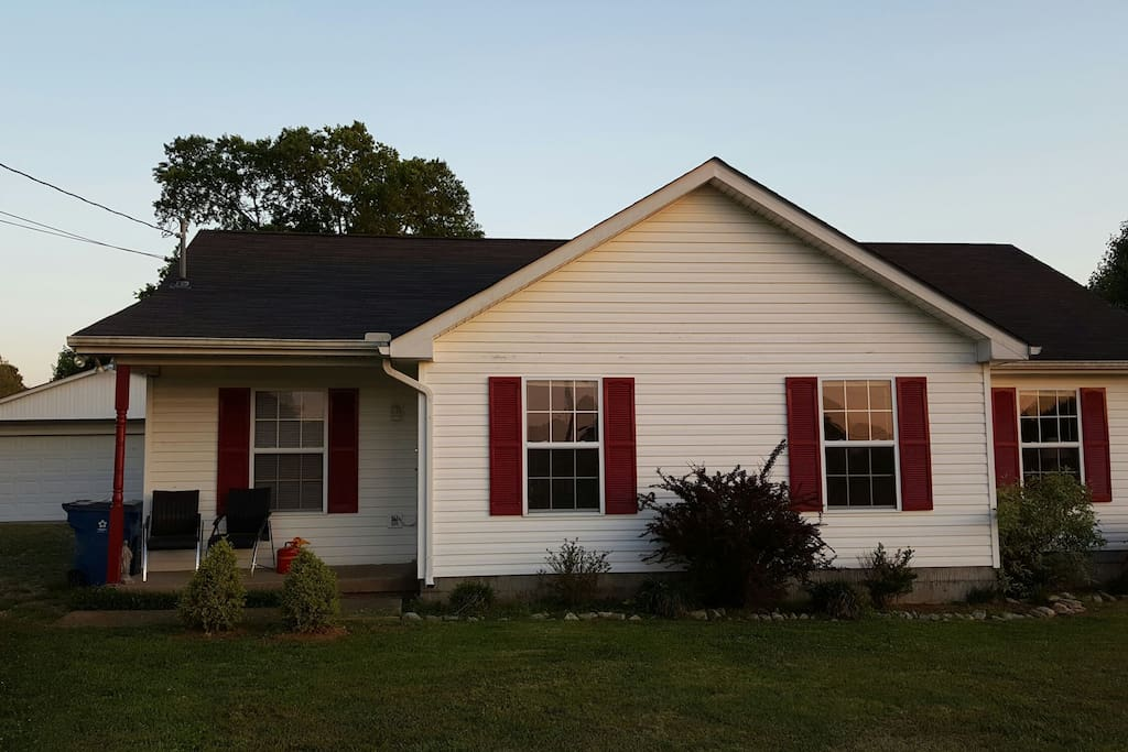 Suburban Quiet Near Nashville Mtsu Houses For Rent In Murfreesboro Tennessee United States