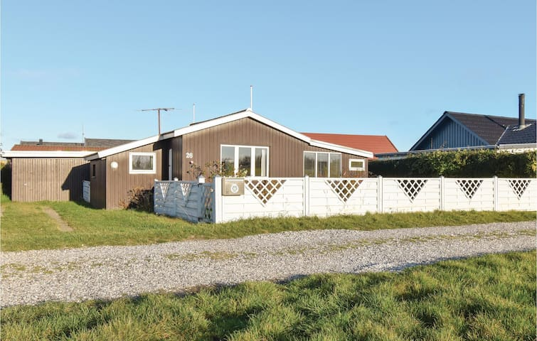 Holiday cottage with 1 bedroom on 43m² in Otterup