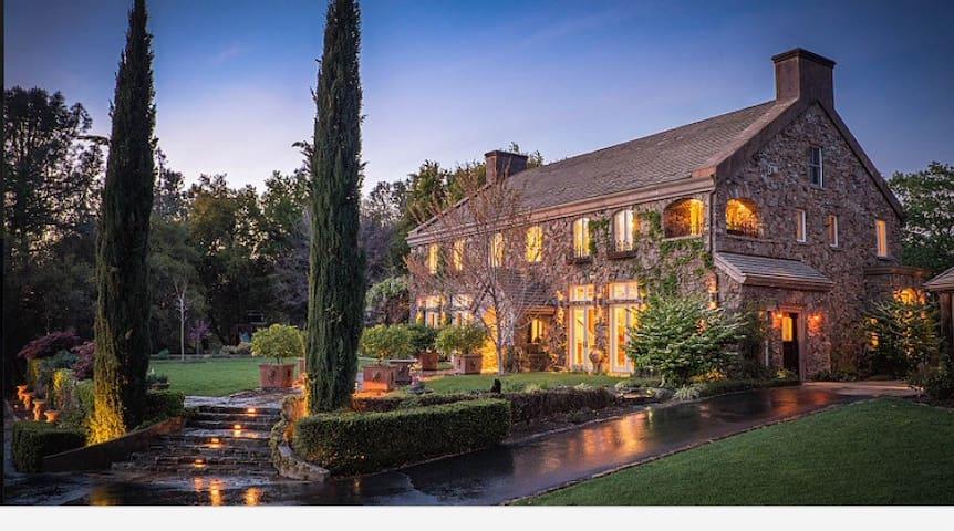 Stone House at Mount Vernon - Auburn - Casa