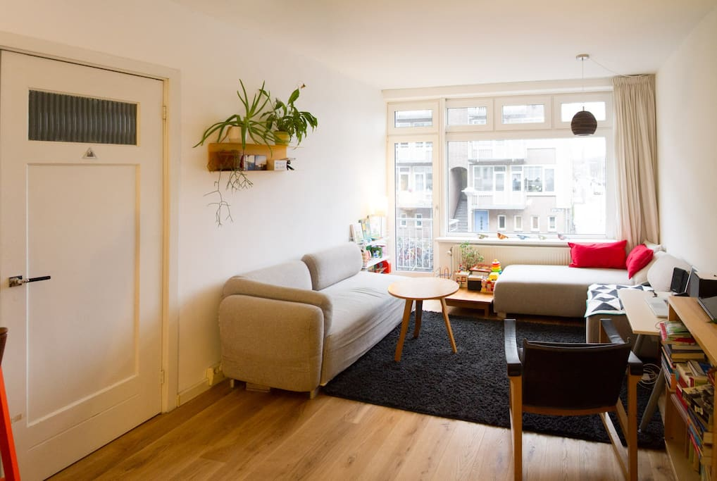Spacious modern apartment appartements louer amsterdam noord holland pays bas - Chambre a louer amsterdam ...