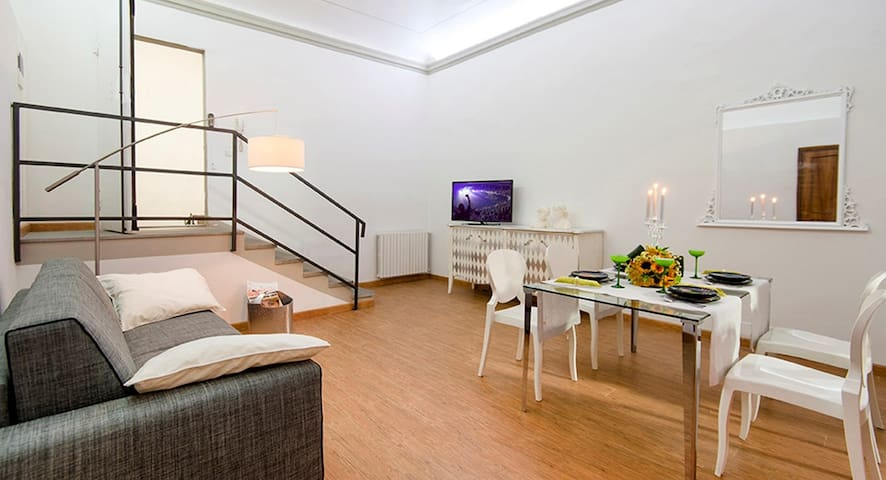 Luxury Florence apartment - Florencja - Apartament