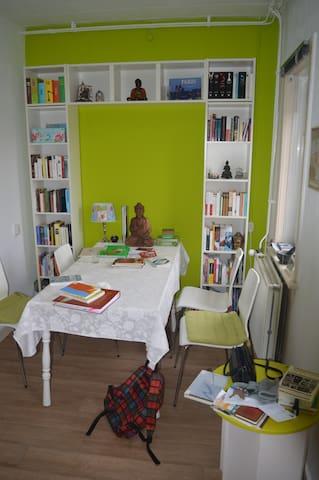 Gezellige studentenkamer - Nijmegen - Apartment