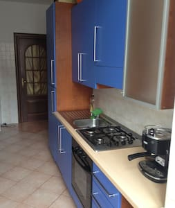 privat pax for 7-8 persons andn more - Milaan - Appartement