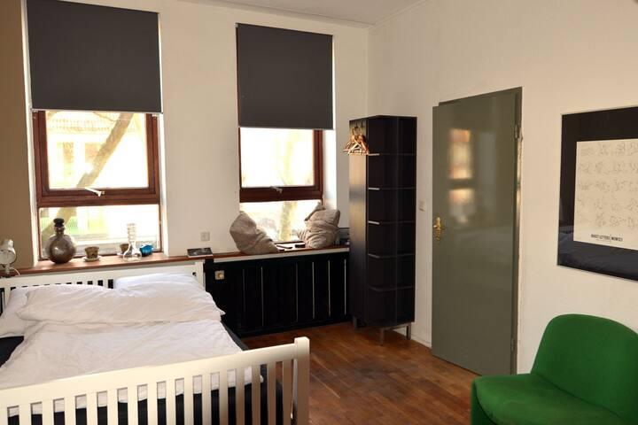charmante 1-Zimmer Wohnung ALTBAU VIERTEL - Bremen - Apartemen