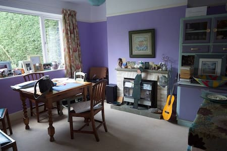 Cozy home in market town of Mold - Mold