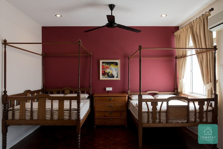 Jomstay - Antique House (Ipoh)