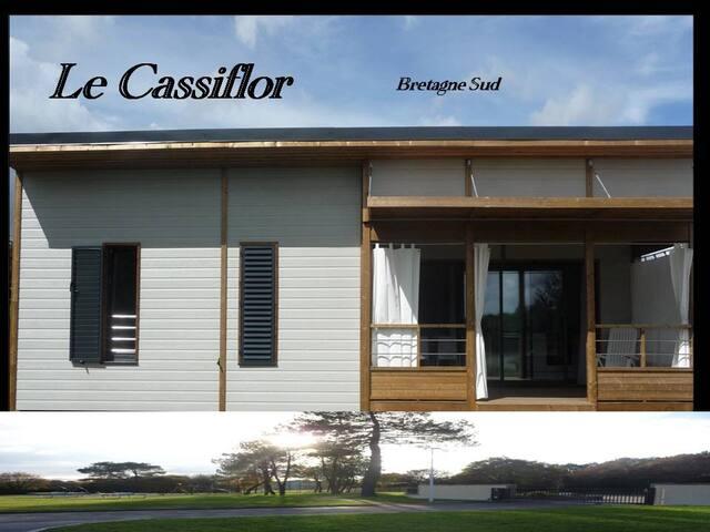 Chalet Le Cassiflor (Bretagne Sud)