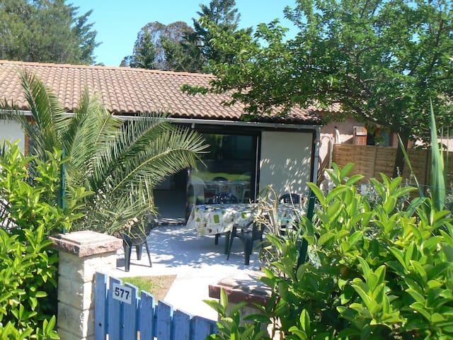 Maison 8p dans camping et 4 piscine - Puget-sur-Argens