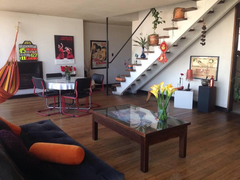 Habitaci n con ba o centro departamentos en alquiler for Alquiler habitacion departamento