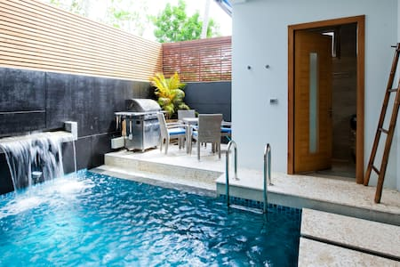 Stunning private pool townhouse, close to ocean - Tambon Rawai