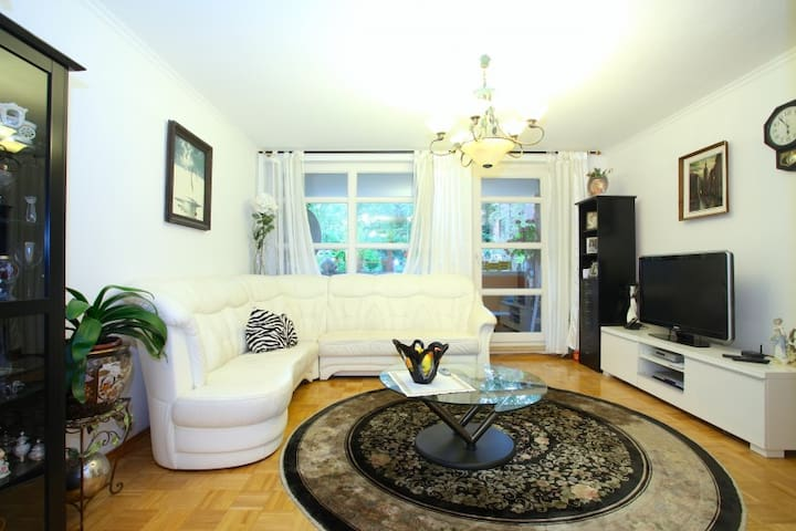 ID 5120 | 2-room-apartment wifi - Hannover - Flat