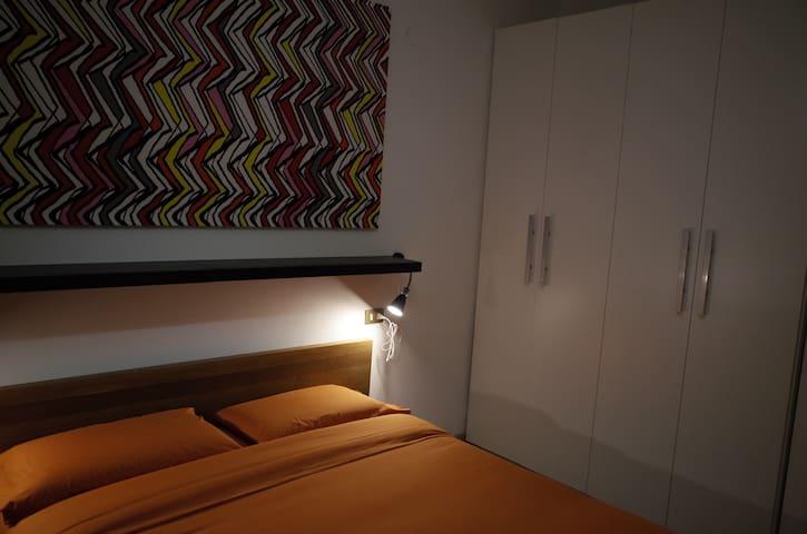 La camera da letto (the bedroom)