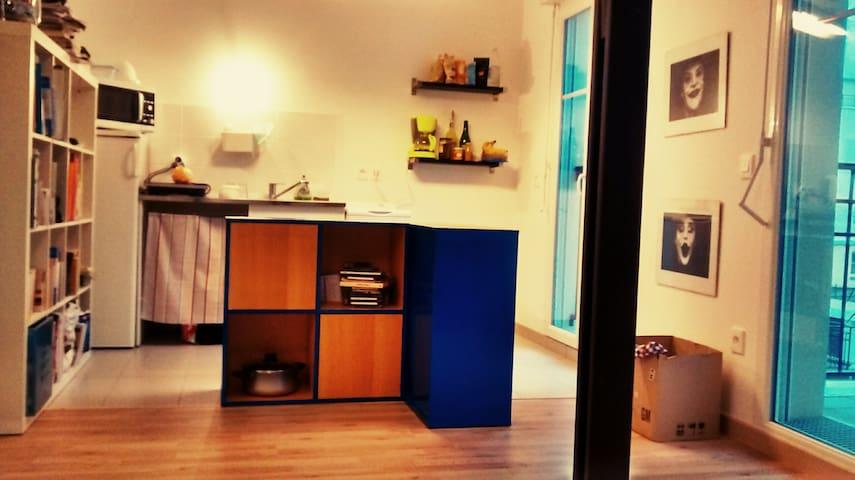 Petit Studio à 20min d'Eurodisney - Le Plessis-Trévise