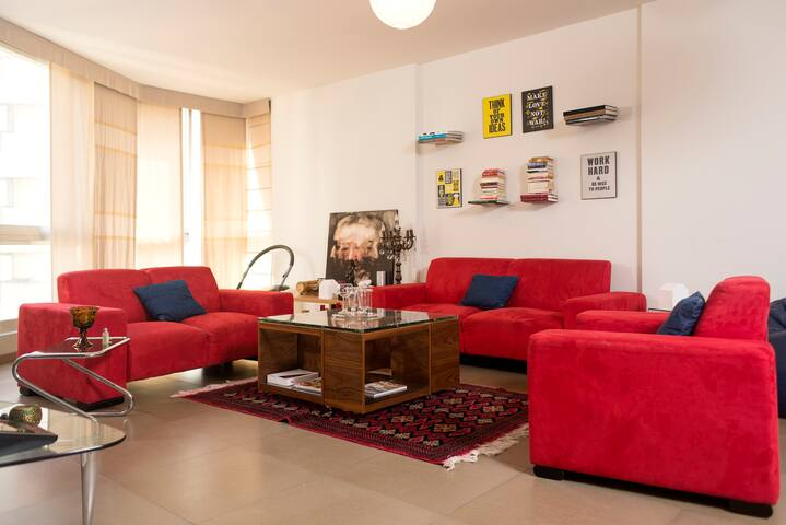 Modern 2 Bedroom 150 sqm + Parking - Bejrút - Lakás