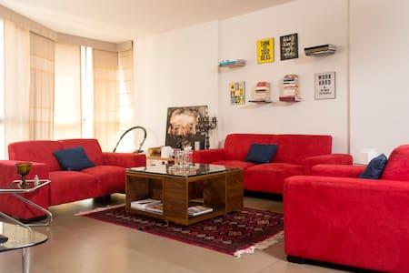 Modern 2 Bedroom 150 sqm + Parking - Beyrut - Daire