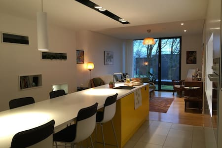 Sleek designer apartment - walk to LEGOLAND - Billund - 公寓