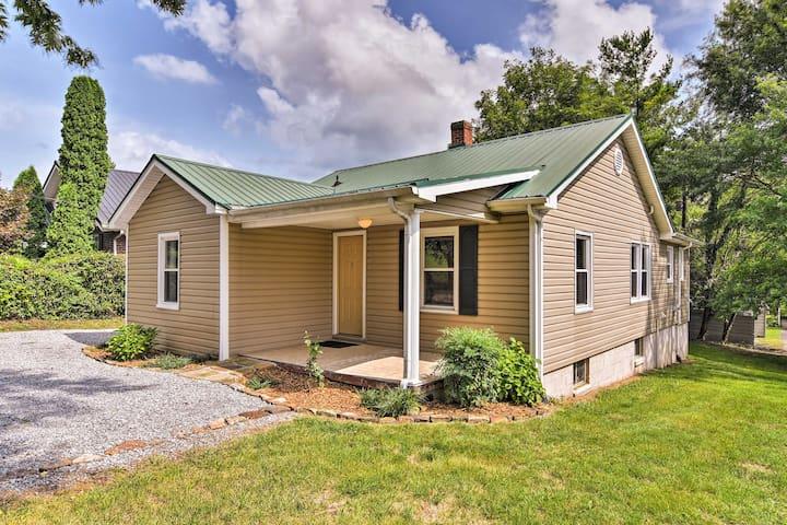NEW! Remodeled Home Near Virginia Creeper Trail