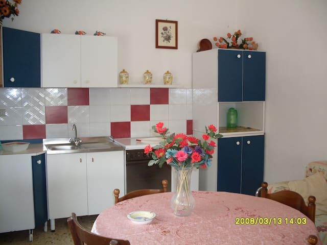 rent house near the beach, marsala - Marsala - House