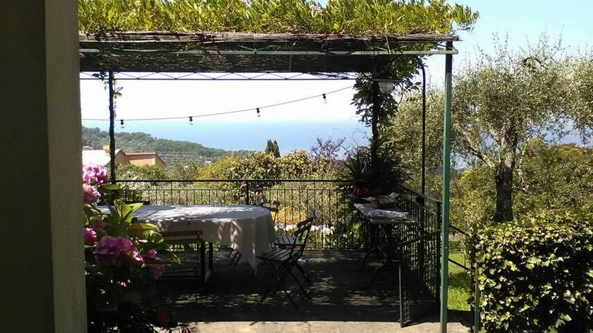 Villa Uliveto Camogli (cod. CITRA 010007-LT-0312)