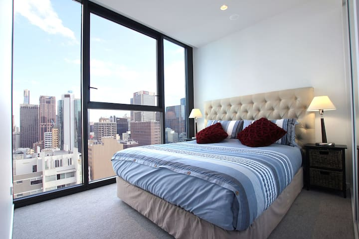 Room with amaizing view+free wifi - Melbourne - Apartmen