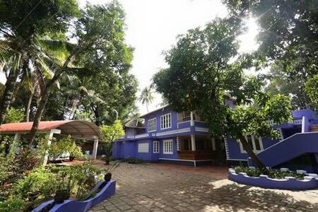 Putharickal Home