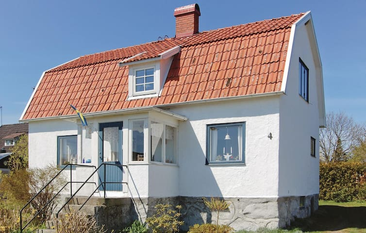 Holiday cottage with 4 bedrooms on 90m² in Sölvesborg