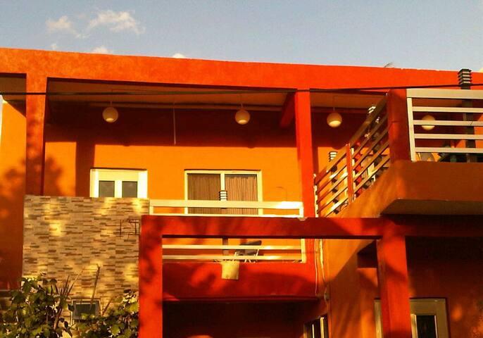 """Casa """"Las siete Gotas II""""."""