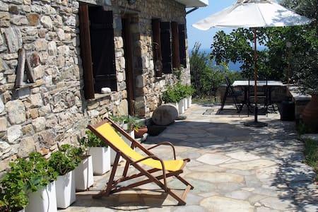Beautiful Eco Villa in Pelion - Potistika