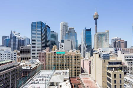 City Skyline Views One Bedroom Apartment - Sydney - Appartement