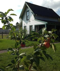 modern farmhouse & creative retreat - Gallatin Gateway
