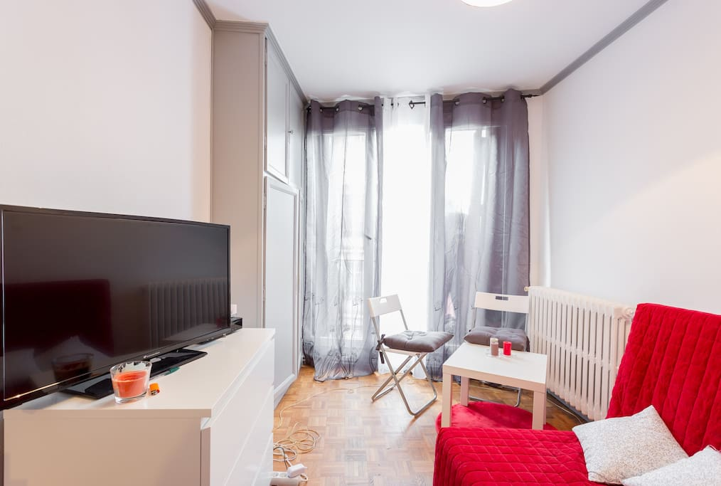 Nice studio on porte de saint cloud apartments for rent in boulogne billancourt le de france - Porte de st cloud metro station ...