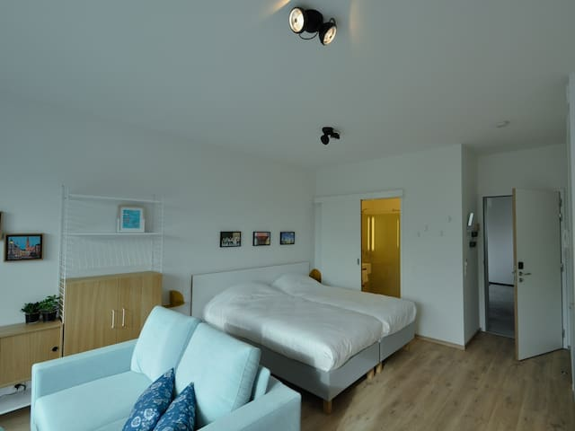 X COSY full-equipped and modern furnished studio - Antwerp - Apartment