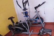 Zona de gym